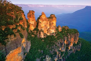 The Three Sisters, Blue Mountains National Park