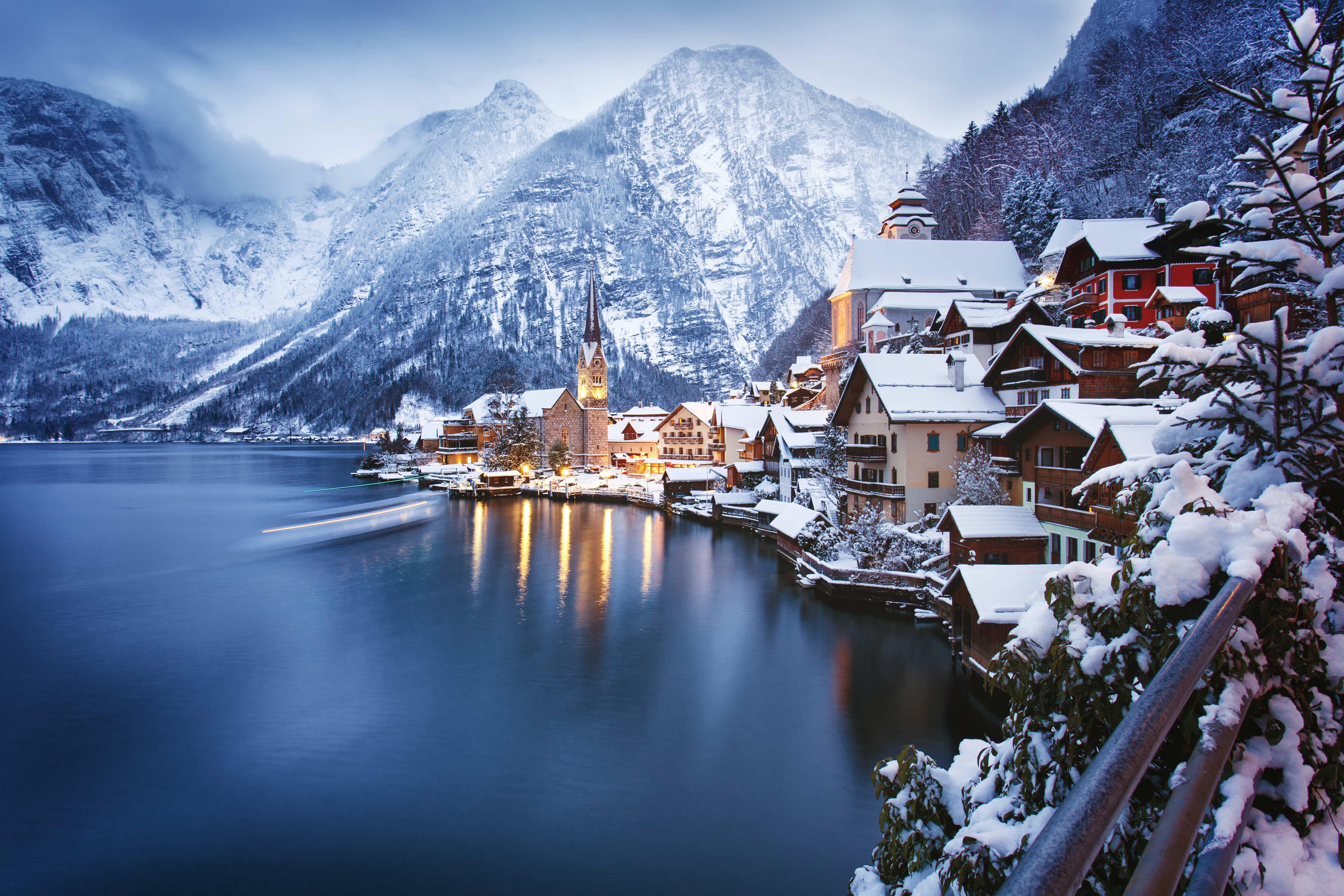 Christmas Spectacular In Austria Scenic Trains Of The Tyrol