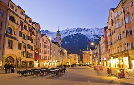 4-Star Fairytale Christmas in Austria