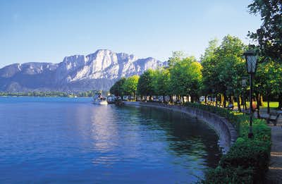 Mondsee-LAKE