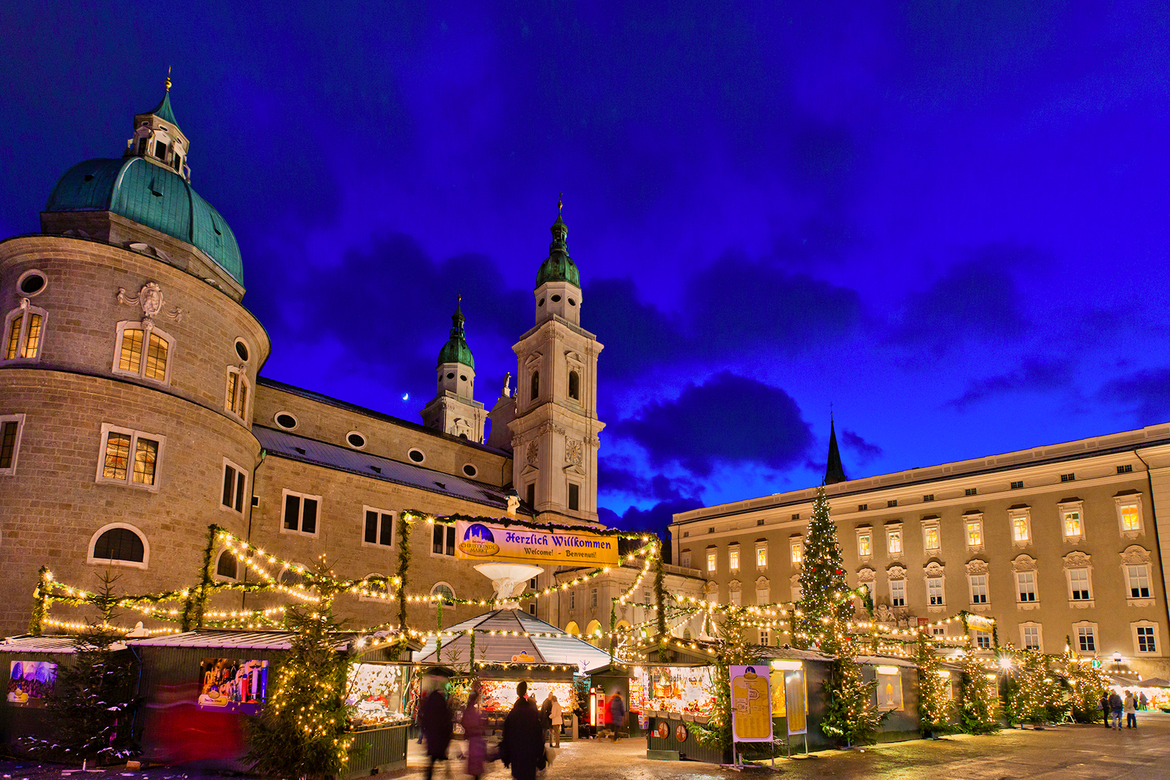European Christmas Tours