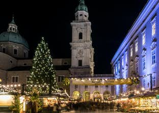 Austrian Lake District, Linz and Salzburg Christmas Markets