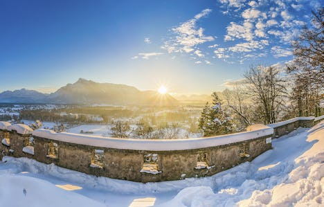 Christmas in the Austrian Lakes for Single Travellers