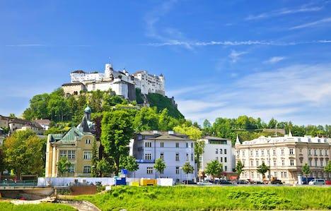 Spectacular Austria - All Inclusive