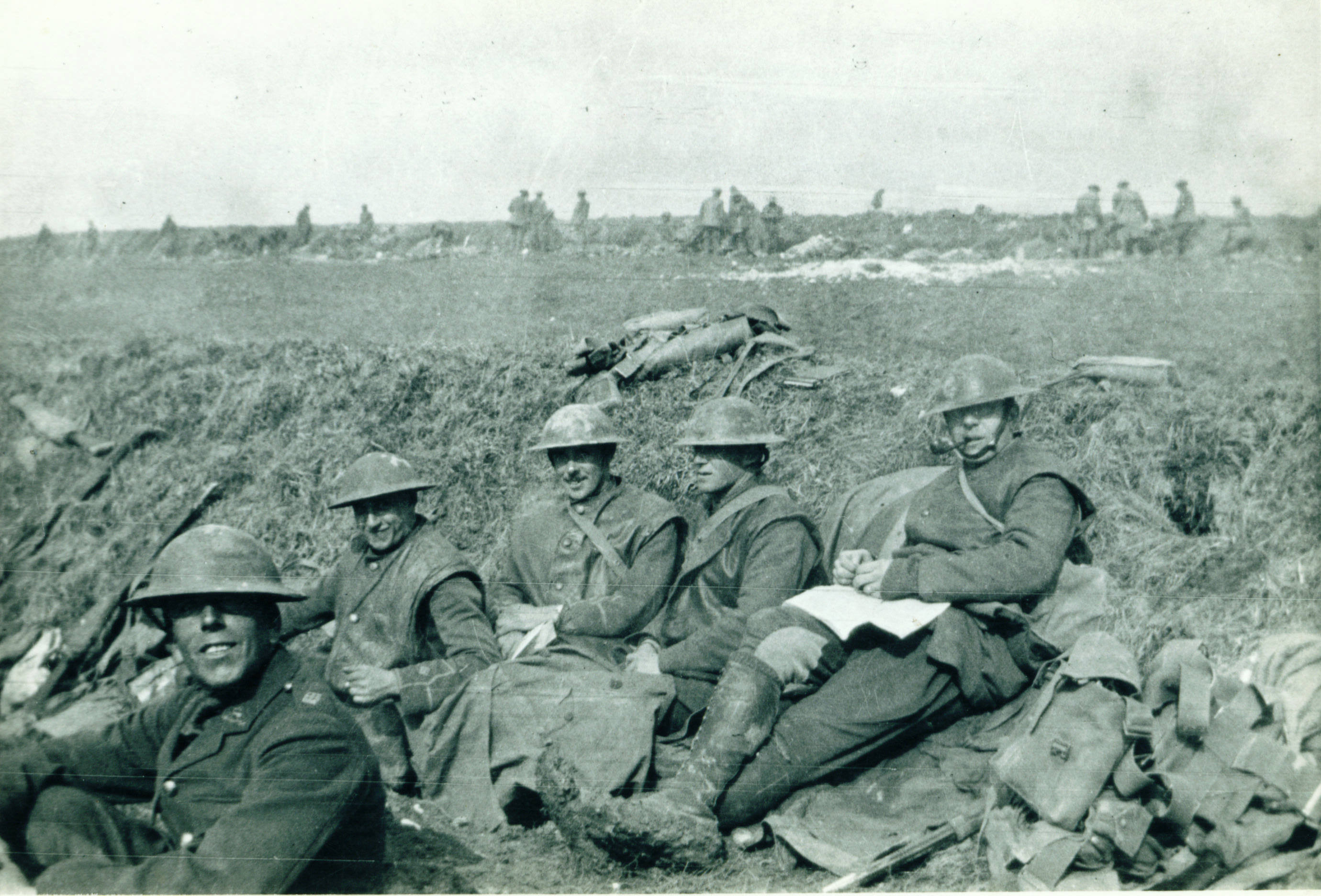 offensives of 1917 arras cambrai tour leger holidays battlefield tours. Black Bedroom Furniture Sets. Home Design Ideas