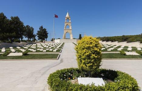 Gallipoli Battlefields