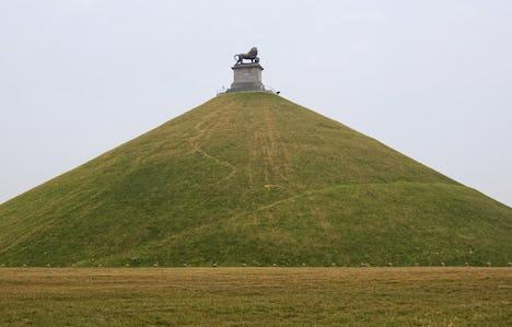 Walking the Waterloo Battlefields