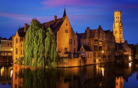 Beautiful Bruges & Ghent