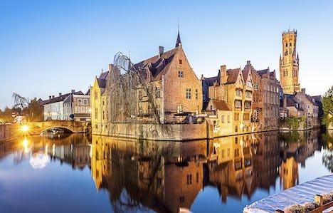 Twixmas in Bruges