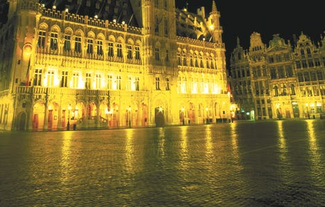 Brussel and Ypres