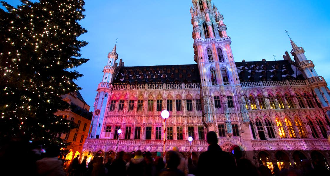 Superb Brussels Christmas Markets By Eurostar Tour Leger Holidays Easy Diy Christmas Decorations Tissureus