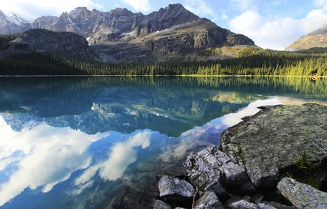 The Treasures of the Canadian Rockies & Vancouver