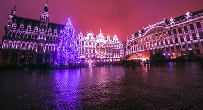 Brussels and Valkenburg Christmas Markets