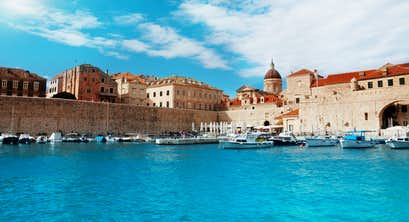 Dubrovnik, Split & the Dalmatian Coast by Air