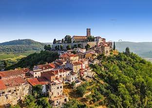 Porec & the Istrian Riviera by Air