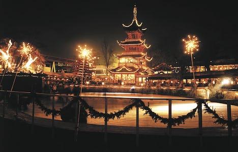 Copenhagen, Lübeck and Münster Christmas Markets