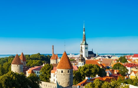 The Baltic Capitals and Highlights of Scandinavia