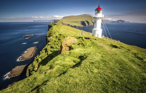 Cruising the Faroes and Scottish Highlands
