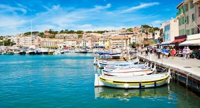 Sanary-sur-Mer & the Cote d'Azur