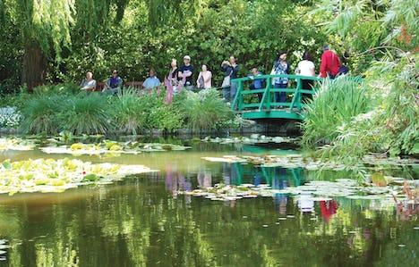 Monet's Garden, Paris, the Loire Valley & the Splendours of France's Châteaux & Gardens
