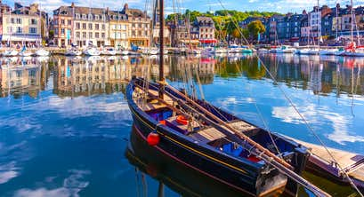 Rouen & the Seaside Towns of Normandy