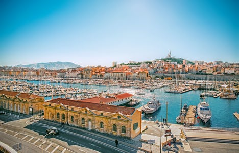 Classic Rome & Cruising the Western Mediterranean - Barcelona, Majorca & Cannes by Air
