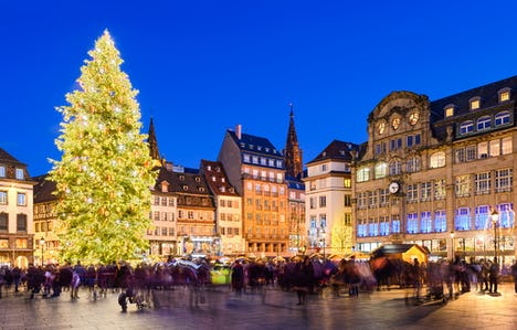 Black Forest, Colmar & Strasbourg Christmas Markets