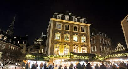 Magical Cologne and Aachen Christmas Markets