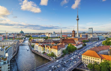 Germany and Poland's Baltic Isles Cruise, Berlin & the Harz Mountains