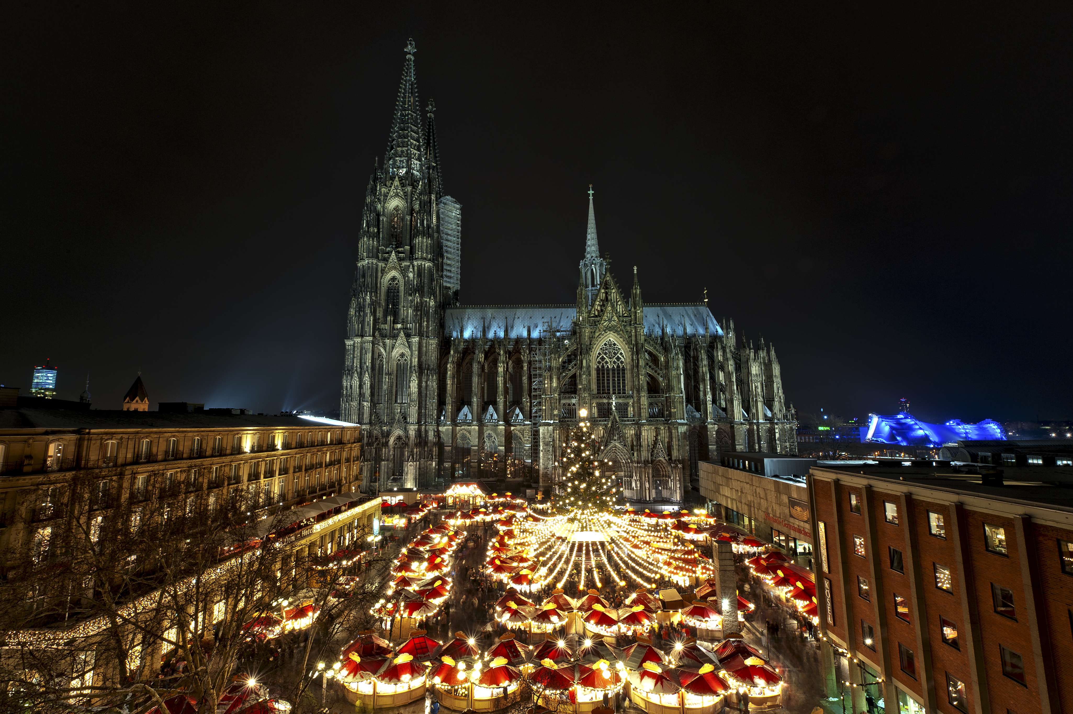 4 star cologne the rhine valley christmas markets leger holidays