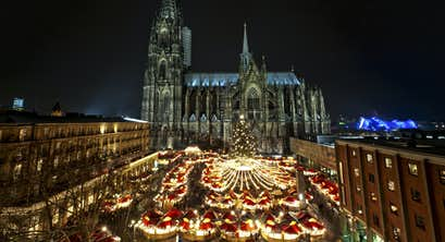 4-Star Cologne & the Rhine Valley Christmas Markets