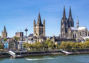 Cruising the River Rhine: Germany to Switzerland