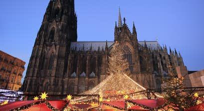 Cologne Christmas Markets by Eurostar