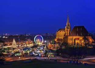 Thuringia, Erfurt, Weimar & Wartburg Castle*