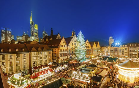 Magical Markets of the Rhine Valley