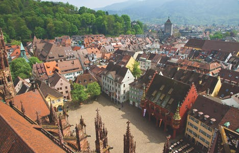 The Enchanting Black Forest and Rhine Valley