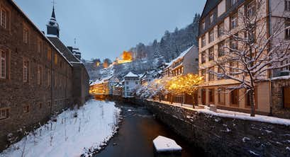 New Year in Valkenburg