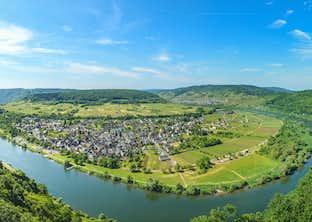 Four Rivers Cruise – Rhine, Moselle, Neckar & Main by Air