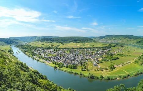 Four Rivers Cruise by Air – Rhine, Moselle, Neckar & Main