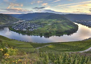 Cruising the Christmas Markets of the Rhine Valley by Air