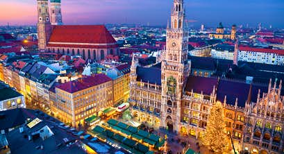 Salzburg, Munich & Innsbruck Christmas Markets