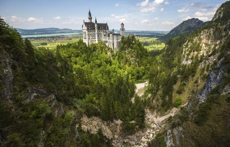 Fairytale Castles of Bavaria, the Rhine Valley & Black Forest