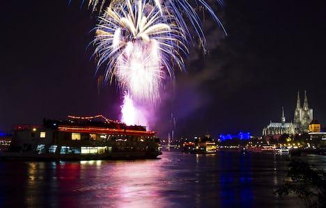 The 'Rhine in Flames' Festivals - Weekend Breaks