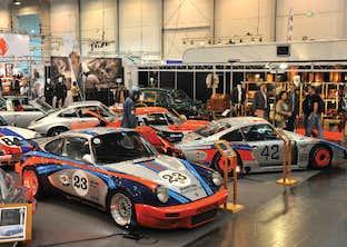 German Classic Motor Show
