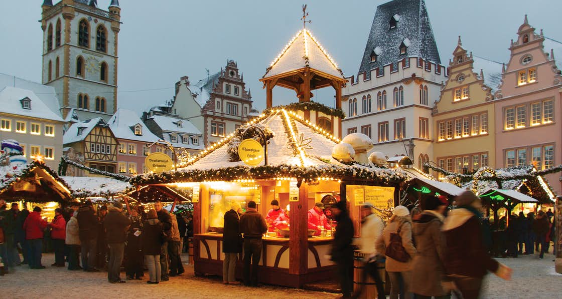 Enjoyable Luxembourg And Trier Christmas Markets Tour Leger Holidays Easy Diy Christmas Decorations Tissureus