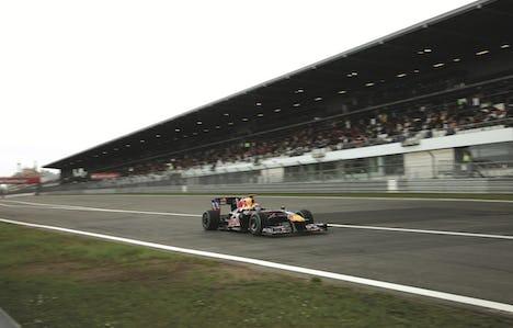 German Grand Prix By Coach