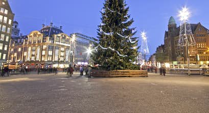 Christmas in Holland - Dutch Delights