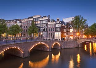 Dutch Bulbfields Cruise and Highlights of Holland by Air