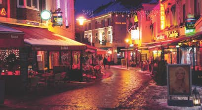 Valkenburg, Aachen & Cologne* Christmas Markets