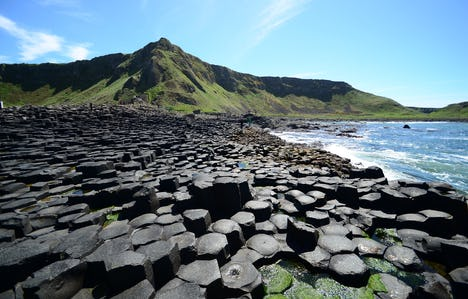 Grand Tour of Ireland - Dublin, Killarney, Galway, Donegal & the Giant's Causeway
